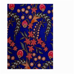 Texture Batik Fabric Large Garden Flag (two Sides) by BangZart