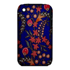 Texture Batik Fabric Iphone 3s/3gs by BangZart