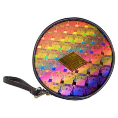 Technology Circuit Pentium Die Classic 20 Cd Wallets by BangZart