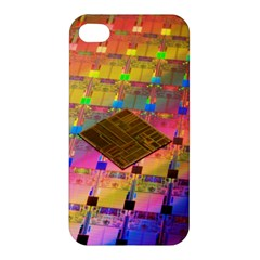Technology Circuit Pentium Die Apple Iphone 4/4s Hardshell Case by BangZart