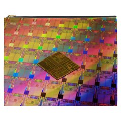 Technology Circuit Pentium Die Cosmetic Bag (xxxl)  by BangZart