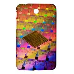 Technology Circuit Pentium Die Samsung Galaxy Tab 3 (7 ) P3200 Hardshell Case  by BangZart
