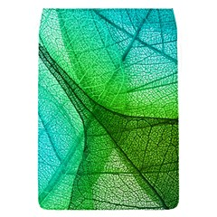 Sunlight Filtering Through Transparent Leaves Green Blue Flap Covers (s)  by BangZart