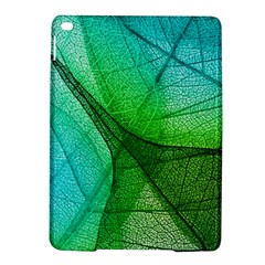 Sunlight Filtering Through Transparent Leaves Green Blue Ipad Air 2 Hardshell Cases by BangZart
