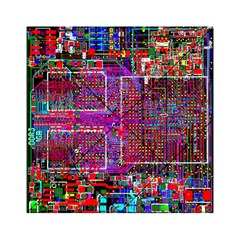 Technology Circuit Board Layout Pattern Acrylic Tangram Puzzle (6  X 6 ) by BangZart