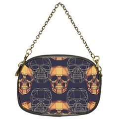 Skull Pattern Chain Purses (one Side)  by BangZart