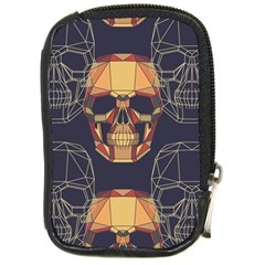 Skull Pattern Compact Camera Cases by BangZart
