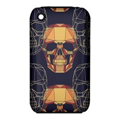 Skull Pattern Iphone 3s/3gs by BangZart