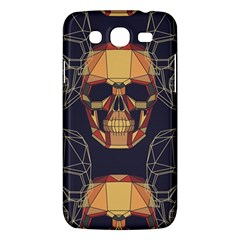 Skull Pattern Samsung Galaxy Mega 5 8 I9152 Hardshell Case  by BangZart