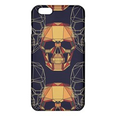 Skull Pattern Iphone 6 Plus/6s Plus Tpu Case by BangZart