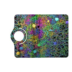 Starbursts Biploar Spring Colors Nature Kindle Fire Hd (2013) Flip 360 Case by BangZart
