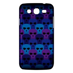 Skull Pattern Wallpaper Samsung Galaxy Mega 5 8 I9152 Hardshell Case  by BangZart