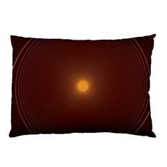 Spiral Vintage Pillow Case by BangZart