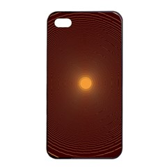 Spiral Vintage Apple Iphone 4/4s Seamless Case (black) by BangZart