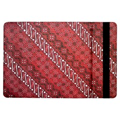 Red Batik Background Vector Ipad Air Flip by BangZart