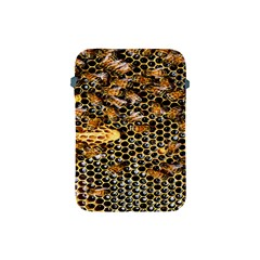 Queen Cup Honeycomb Honey Bee Apple Ipad Mini Protective Soft Cases by BangZart