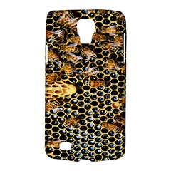 Queen Cup Honeycomb Honey Bee Galaxy S4 Active by BangZart