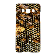 Queen Cup Honeycomb Honey Bee Samsung Galaxy A5 Hardshell Case  by BangZart