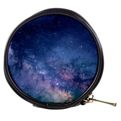 Galaxy Nebula Astro Stars Space Mini Makeup Bags by paulaoliveiradesign