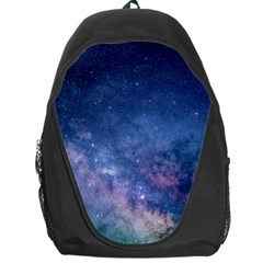 Galaxy Nebula Astro Stars Space Backpack Bag by paulaoliveiradesign