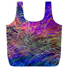 Poetic Cosmos Of The Breath Full Print Recycle Bags (l)  by BangZart