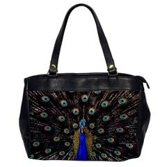 Peacock Office Handbags by BangZart