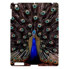 Peacock Apple Ipad 3/4 Hardshell Case by BangZart