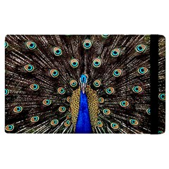 Peacock Apple Ipad 2 Flip Case by BangZart