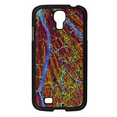 Neurobiology Samsung Galaxy S4 I9500/ I9505 Case (black) by BangZart
