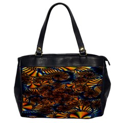 Pattern Bright Office Handbags by BangZart