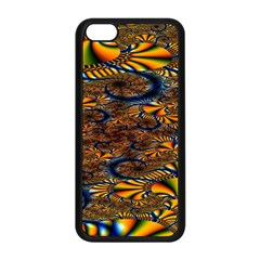 Pattern Bright Apple Iphone 5c Seamless Case (black) by BangZart