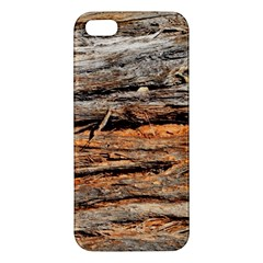 Natural Wood Texture Iphone 5s/ Se Premium Hardshell Case by BangZart