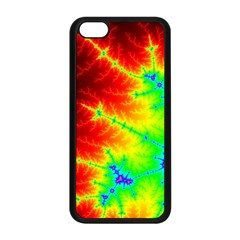 Misc Fractals Apple Iphone 5c Seamless Case (black) by BangZart