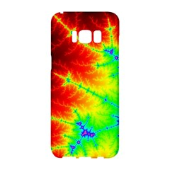 Misc Fractals Samsung Galaxy S8 Hardshell Case  by BangZart