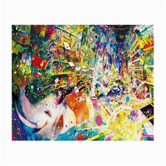 Multicolor Anime Colors Colorful Small Glasses Cloth (2 Side) by BangZart
