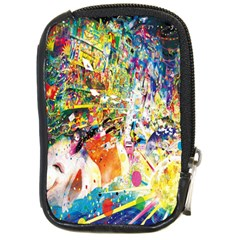 Multicolor Anime Colors Colorful Compact Camera Cases by BangZart