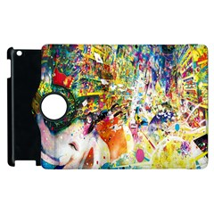 Multicolor Anime Colors Colorful Apple Ipad 2 Flip 360 Case by BangZart