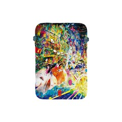 Multicolor Anime Colors Colorful Apple Ipad Mini Protective Soft Cases by BangZart