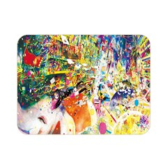 Multicolor Anime Colors Colorful Double Sided Flano Blanket (mini)  by BangZart