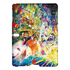 Multicolor Anime Colors Colorful Samsung Galaxy Tab S (10 5 ) Hardshell Case  by BangZart