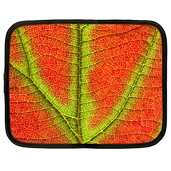 Nature Leaves Netbook Case (xxl)  by BangZart