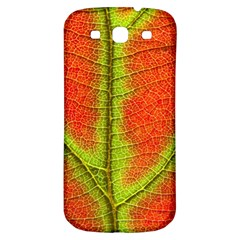 Nature Leaves Samsung Galaxy S3 S Iii Classic Hardshell Back Case by BangZart