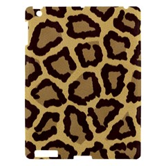Leopard Apple Ipad 3/4 Hardshell Case by BangZart