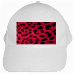 Leopard Skin White Cap by BangZart