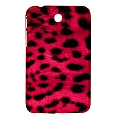 Leopard Skin Samsung Galaxy Tab 3 (7 ) P3200 Hardshell Case  by BangZart