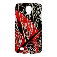 Leaf Pattern Galaxy S4 Active by BangZart