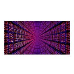 Matrix Satin Wrap