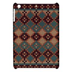 Knitted Pattern Apple Ipad Mini Hardshell Case by BangZart