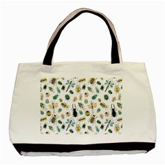 Insect Animal Pattern Basic Tote Bag by BangZart