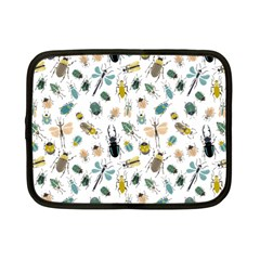 Insect Animal Pattern Netbook Case (small)  by BangZart
